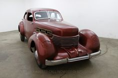 1936 Cord Westchester 810