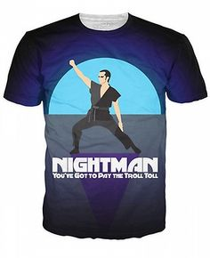 50cdff71853 It s always sunny · Become a master of friendship and karate for everyone  in this Dayman T-Shirt!