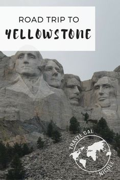 I've wanted to go to Yellowstone for a few years now and decided this trip was the time to do it.  From Wisconsin its an 18-19 hour drive so we knew we'd have to break it up with a few stops along the way.  South Dakota has a lot to offer in the way of sights so we stopped off at the Badlands and Mount Rushmore.