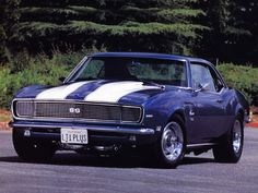 Muscle Cars | Cars jlm-muscle cars-1968 chevrolet camaro ss_rs.jpg