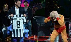 Claudio Marchisio a \'E poi c'è Cattelan'