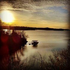 Sunset view by @mackjason