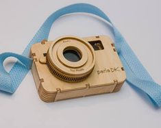 This item is unavailable Pinhole Camera, Toy Camera, Wooden Camera, Cnc Cutting Design, Toys, Photographers, Money, Spring, Glass