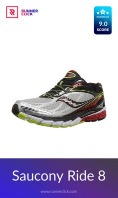 9b2c8153 Saucony Ride 8 Asics Running Shoes, Nike Running, Running Equipment,  Workout Shoes,