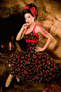 Fashion Choice Of 1000 images about Pin up girl dresses on Pinterest Rockabilly ... 2017