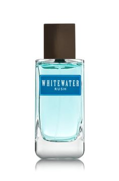 Whitewater Rush For Men - Cologne - Signature Collection - Bath & Body Works - Our master perfumers created a unique  blend of the finest ingredients for a long-lasting fragrance experience in this concentrated cologne for men.