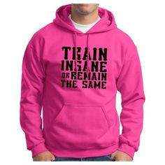 Train Insane or Remain the Same Hoodie Hooded Sweatshirt CrossFit Workout Gym Training Burpees Muscle Building Weightlifting Beast Funny Hoodie Sweatshirt Large Heliconia XI,http://www.amazon.com/dp/B00C6BCA2W/ref=cm_sw_r_pi_dp_g.rTrb1ZHYCZA9FC