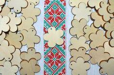 martisoare handmade floare 8 Martie, Gingerbread Cookies, Decoupage, Handmade, Ginger Cookies, Hand Made