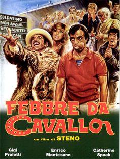 Febbre da Cavallo - Locandina | www.lajetee.it
