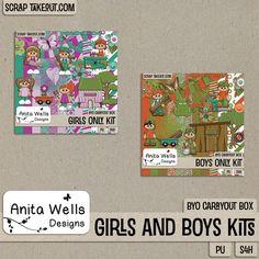 Girls and Boys Bundle