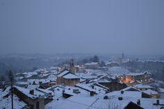 Snow & quite. Italia.Biella.Masserano. #italy #biella #masserano #snow #winter #ovatta #landscape #ovattato