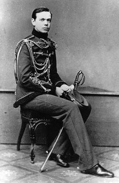 Portrait of Grand Duke Alexander Alexandrovitch of Russia