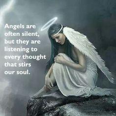 Angels Listen