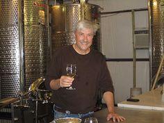 Jim at Lost Oak Winery, Burleson TX