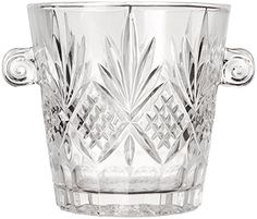 James Scott Crystal Ice Bucket 75 In H -- You can find more details by visiting the image link.