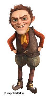 Rumpelstiltskin Shrek Character Rumpelstiltskin Shrek