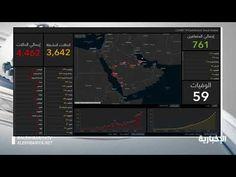 تعرف على اخر إحصاءات فيروس #كورونا في #المملكة - YouTube