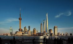 Shanghai is definitely the Place To Be!