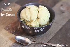 AIP Vanilla Ice Cream