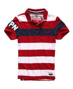 Superdry Hoopstripe Hit Polo