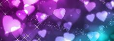 hearts facebook cover - Google Search