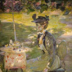 James Guthrie - Midsummer, 1892 at Royal Scottish Academy Edinburgh Scotland | por mbell1975
