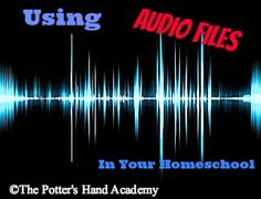 Check it out!!  Using Audio Files as a Learning Tool  TONS of ideas!!