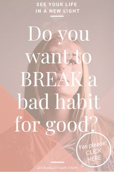 IF YOU WANT TO LEARN HOW TO BREAK A BAD HABIT FOR GOOD, IT'S GOING TO TAKE A DIFFERENT ENERGY, A DIFFERENT WAY THAN HOW YOU HAVE APPROACHED IT BEFORE. #badhabits #breakhabits #lifecoach #spiritualcoach #intuitivelifecoach #lifecoachforwomen #newhabits #spirituallifecoach Spiritual Coach, Spiritual Life, Working Too Much, Life Coaching Tools, Light Of Life, Good Habits, Useful Life Hacks, Know The Truth, Self Awareness