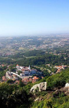 Sintra, Portugal. 40 min train ride from Lisbon.