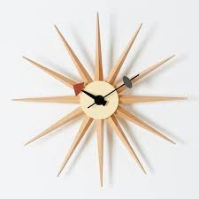george nelson clock - Google Search