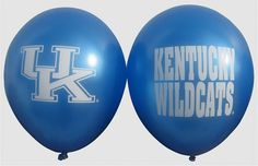 10 University of Kentucky Wildcats Balloons  $7.99