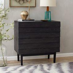 Louvered 3-Drawer Dresser | west elm