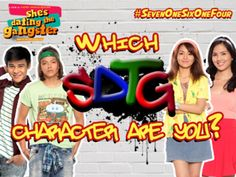 Which 'She's Dating The Gangster' character are you? Gangster S, Daniel Padilla, Kathryn Bernardo, Movie Lines, Playbuzz, Movies And Tv Shows, Ronald Mcdonald, Movie Tv, Dating