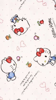 get some yourself some pawtastic adorable cat apparel! Melody Hello Kitty, Hello Kitty Art, Hello Kitty Themes, Hello Kitty Pictures, Sanrio Hello Kitty, Hello Kitty Iphone Wallpaper, Hello Kitty Backgrounds, Sanrio Wallpaper, Kawaii Wallpaper