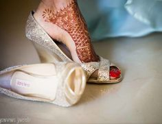 Photographer - Bridal Footwear Photos, Christian Culture, White Color, Footwear pictures, images.