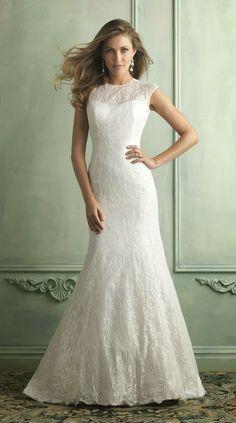 Allure Bridals Spring 2014