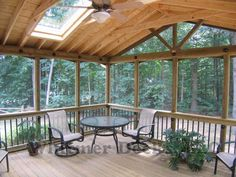 covered deck designs pictures - covered deck pictures - covered deck ideas on a budget - roof over deck pictures - how to build a covered deck roof - deck roof styles - deck roof designs - roof over deck plans Covered Deck Ideas On A Budget, Covered Deck Designs, Covered Decks, Building Design Plan, Deck Building Plans, Deck Plans, Pergola Plans, Deck With Pergola, Patio Roof