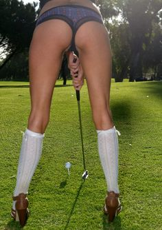 Naked Teens On Golf Course 110