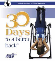 30 Day Inversion Table Program