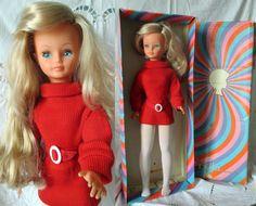 Bella Superbe Cathie à mèche et Collant blanc en boite d'origine in Jouets et jeux, Poupées, vêtements, access., Poupées mannequins, mini   eBay
