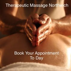 Massage Therapist You Suffering Aches & Pains Massage Treatment Will Help!   Fully Qualified Therapist.  Fully Insured Therapist. (FREE FACIAL MASSAGE WITH EVERY TREATMENT BOOKED) BOOK NOW Web sites www.therapeuticmassagenorthwich.co.uk Facebook site:  www.facebook.com/ginawalton1971