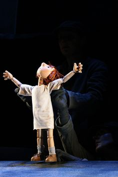 The Boy by Little Angel Theatre