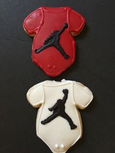 Cookies for a baby shower.