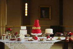 ¿Te casarías en Navidad? 25 detalles decorativos que te convencerán Image: 24