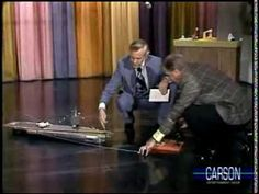 Johnny Carson and Ed McMahon try to land a toy plane on an aircraft carrier which results in a lot of toy plane crashes. Will they ever be able to land the plane successfully?