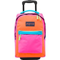 JanSport Wheeled SuperBreak Backpack - eBags.com Audrey's choice