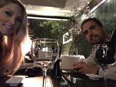 ... comendo de novo!  #dinner #withmylove #nightout #sushitime #takedo #sushi #sashimi #yummi #noitedelícia #lubyyou #blogger