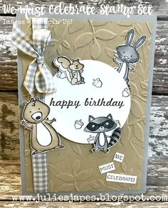 Julie Kettlewell - Stampin Up UK Independent Demonstrator - Order products 24/7: All Star Tutorial Blog Hop - April