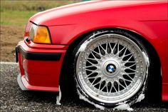 OWM BMW Styling 5 (BBS RC090) wheels on 195/40 tyres