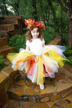 Fall Glitter Tulle Tutu  ooh yes i willl get my tot to wear this  lol